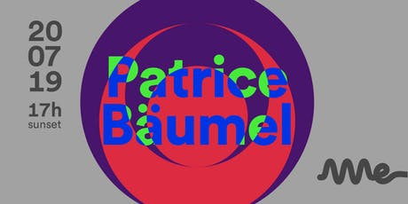 Ame Club apresenta Patrice Bäumel ingressos
