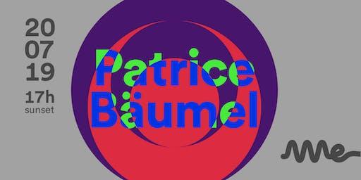 Ame Club apresenta Patrice Bäumel