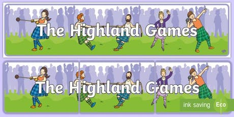 Highland Games - Whitlawburn Pop Up Play tickets