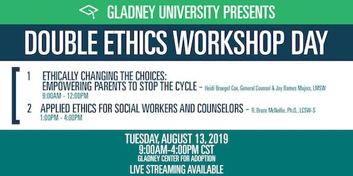 Double Ethics Workshop Day