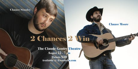 2 Chances 2 Win tickets