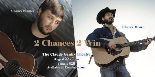 2 Chances 2 Win