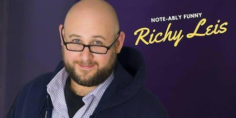 Comedian Richy Leis from MTV & Howard Stern Show  Live @Howl in Fort Myers tickets