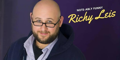 Comedian Richy Leis from MTV & Howard Stern Show  Live @Howl in Fort Myers