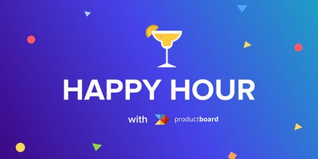 HAPPY HOUR with productboard tickets