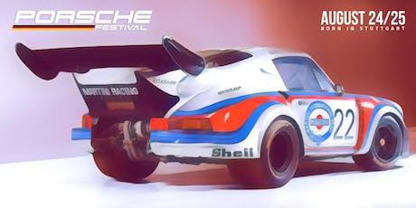 2019 Porsche Festival  tickets