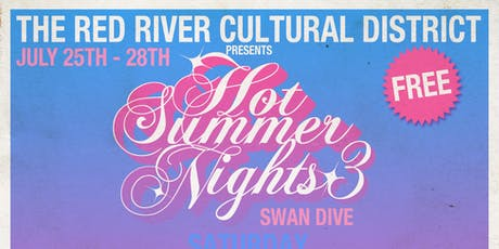 Hot Summer Nights 3: Swan Dive tickets