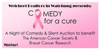 Weichert Watchung Presents: Comedy for a Cure