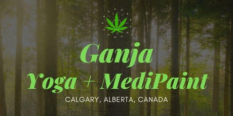 MediPaint: Ganja Yoga tickets