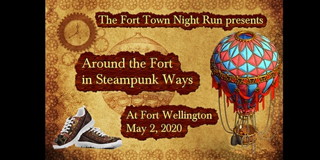 Fort Town Night Run 2020 tickets