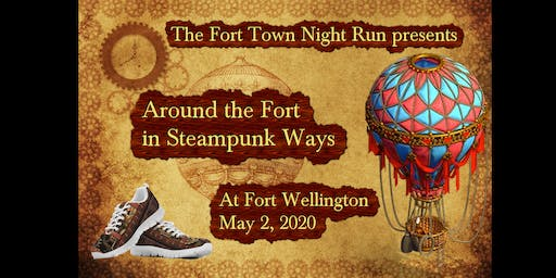 Fort Town Night Run 2020
