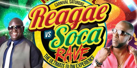 iLLUMINATE REGGAE VS SOCA tickets