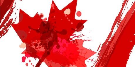 Canadian Community Picnic billets