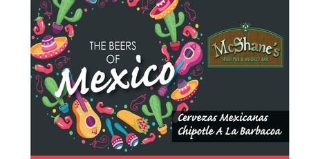 August Beer Tasting: Beers of Mexico tickets