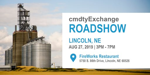 cmdtyExchange Roadshow | Lincoln, NE