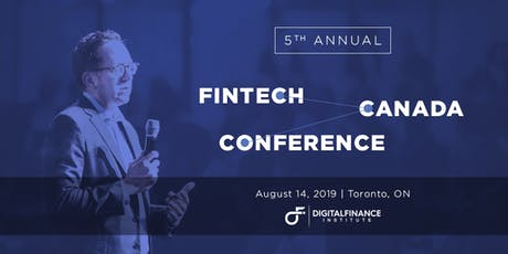 FinTech Canada Conference tickets