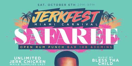 Jerkfest  Hip-hop vs Caribbean tickets