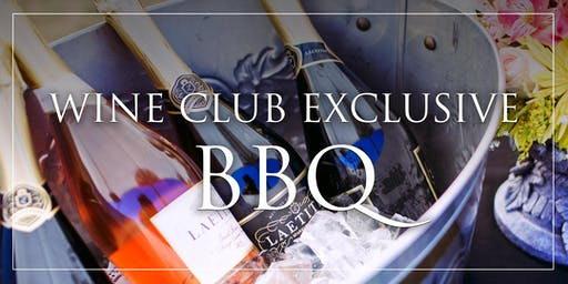 Laetitia Wine Club Exclusive Summer BBQ