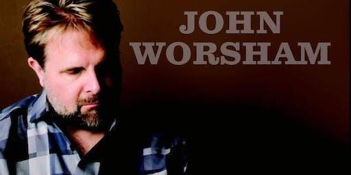 Live Music w/ John Worsham at Vino Mas