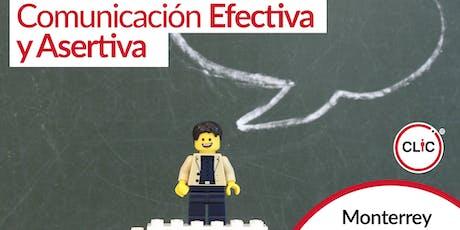Workshop: Comunicación Efectiva y Asertiva entradas