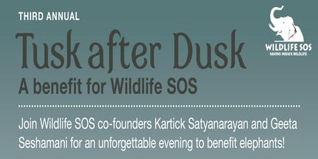 3rd Annual Tusk After Dusk tickets