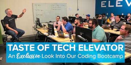 Taste of Tech Elevator {Learn to Code} - Detroit tickets
