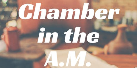 Chamber in the A.M. at WeWork  tickets