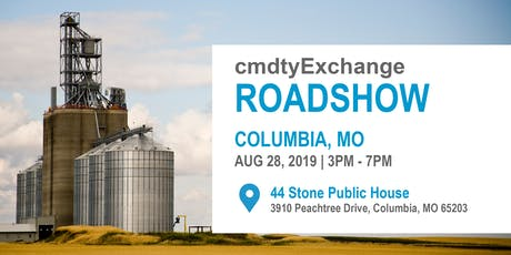cmdtyExchange Roadshow | Columbia, MO tickets