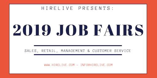 Pasadena Sales Job Fair