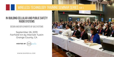 DASpedia Wireless Technology Training - Seminar Series 2 of 3 tickets