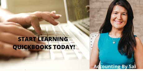 QuickBooks Online Training (Basics) for Small Business tickets