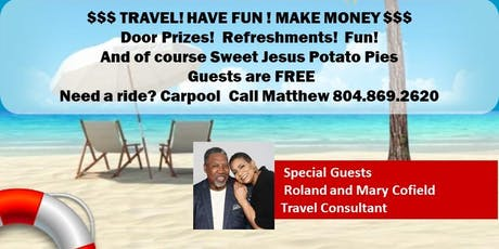 Travel and Cruise Mixer tickets