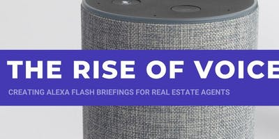 Alexa The Rise of Voice