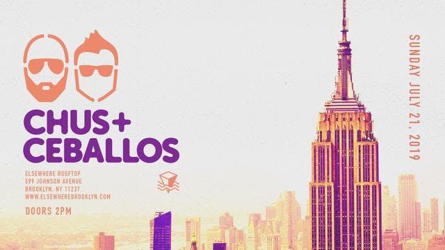 Benny Soto & Mike Nervous Present: Chus & Ceballos