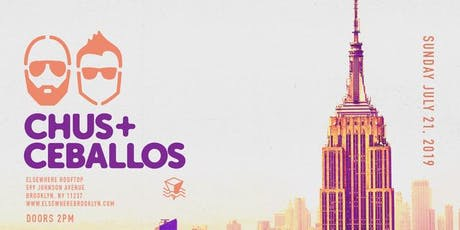 Benny Soto & Mike Nervous Present: Chus & Ceballos @ Elsewhere (Rooftop) tickets