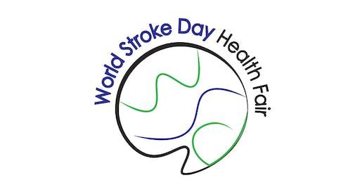 2019 World Stroke Day Health Fair