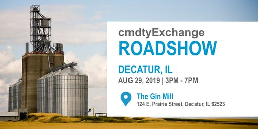 cmdtyExchange Roadshow | Decatur, IL