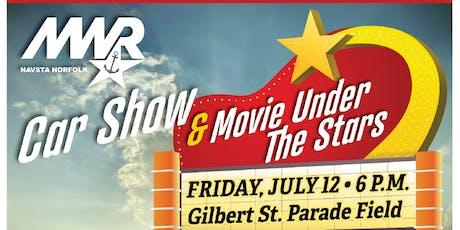 Car Show & Movie Under the Stars tickets
