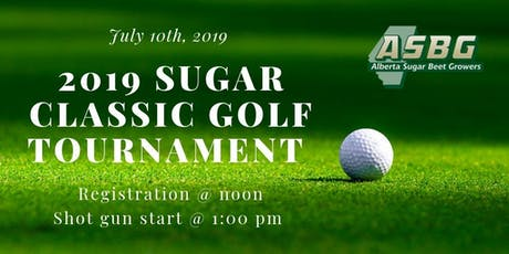 2019 Sugar Classic Golf Tournament  tickets