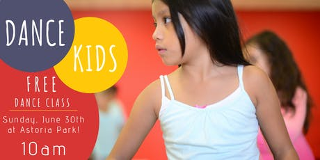 Salsa In Queens free kids dance class at the Park! tickets
