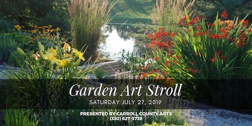 Garden Art Stroll 2019