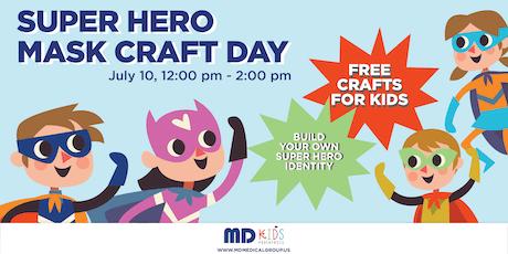 Free Summer Kids Super Hero Day- North Garland tickets