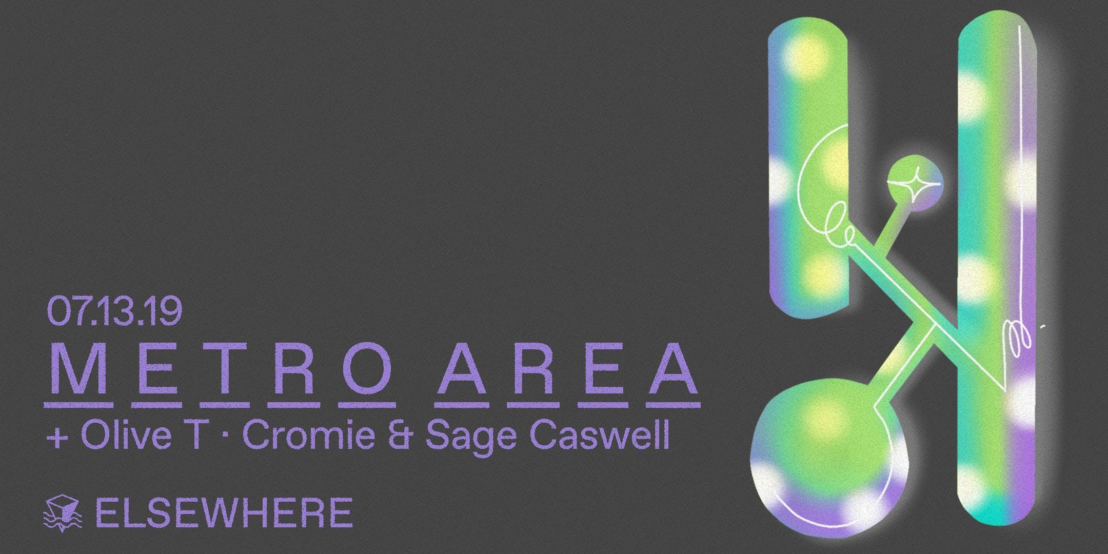 Metro Area, Olive T, Cromie & Sage Caswell