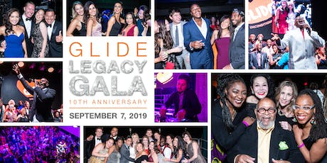 10th Annual GLIDE Legacy Gala tickets