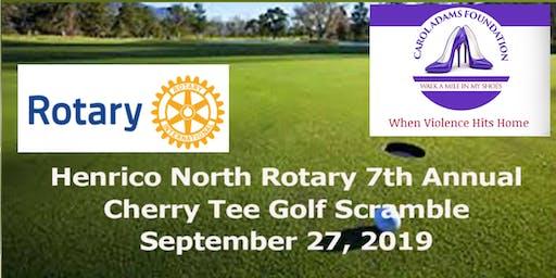 Henrico North Rotary Cherry Tee Golf Scramble