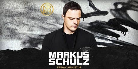Markus Schulz @ Noto Philly Aug 16 tickets
