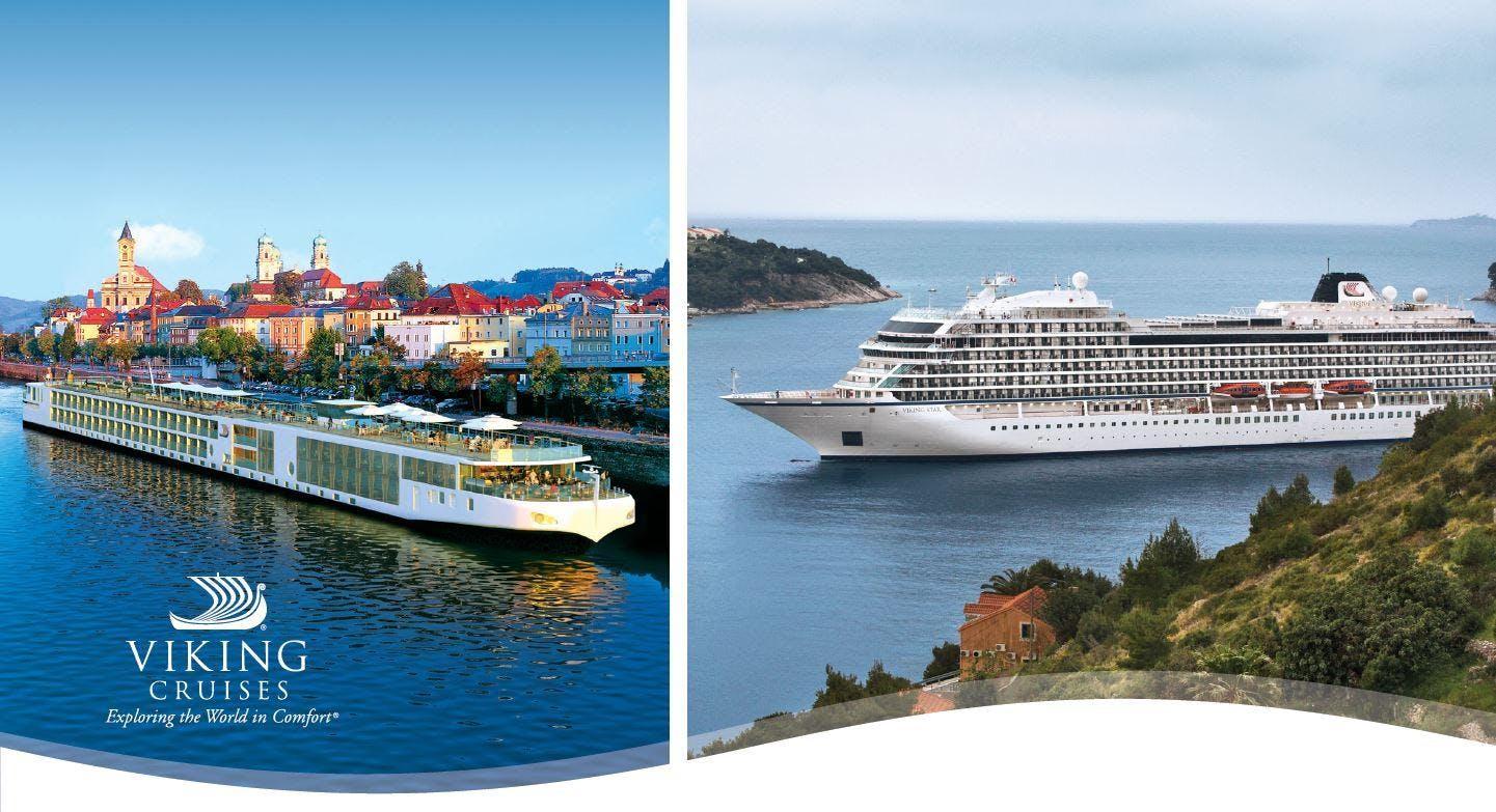 Viking Cruises Lunch Presentation