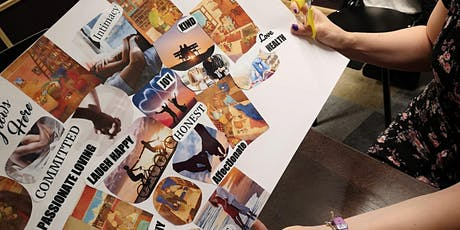 Attract Lasting Love: Vision Board workshop for your Love life  tickets