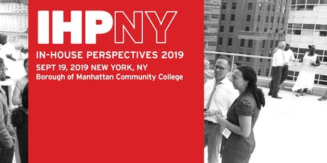 In-House Perspectives 2019 tickets