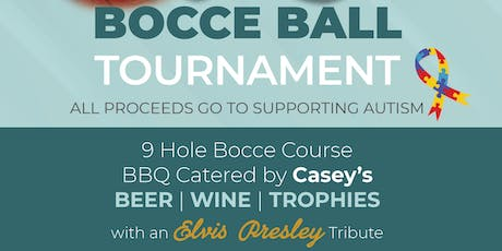 Bocce Ball for Autism Tournament tickets